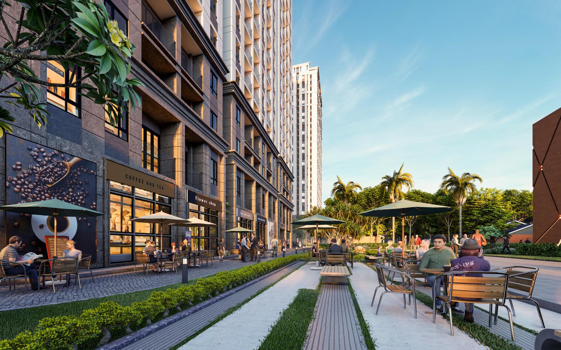 Cơ hội sở hữu căn hộ view sông kề cận club house quy mô 3000m2
