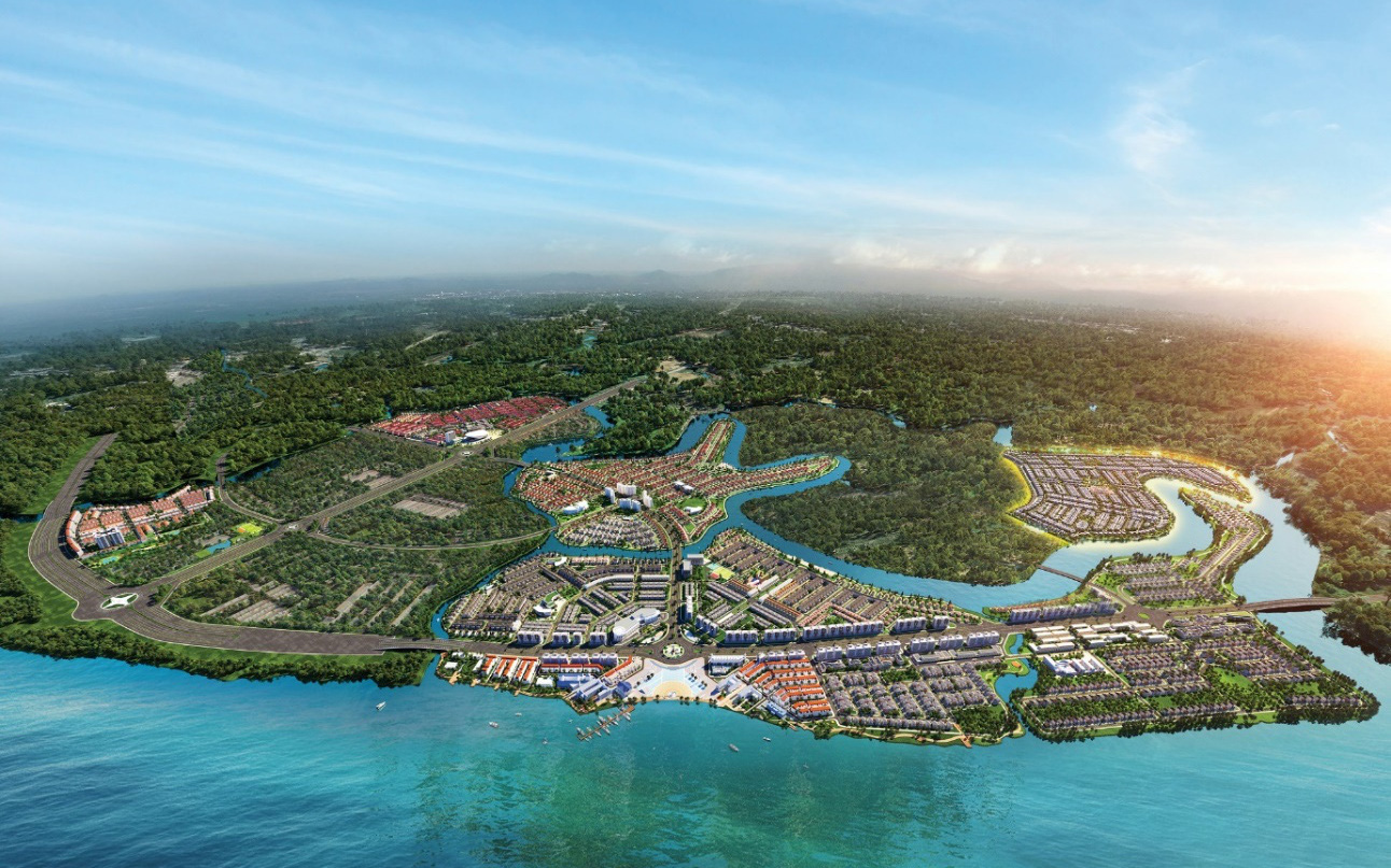 Bất động sản đảo đô thị: xu hướng đầu tư và an cư mới của thị trường