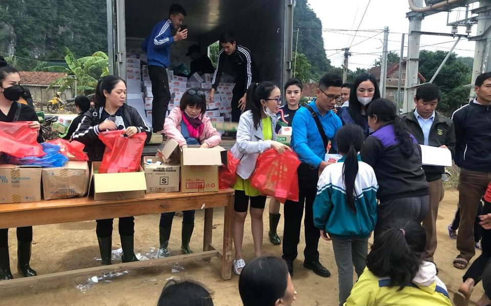 Doanh nhân Thanh Nguyễn – Yêu thương là sẻ chia
