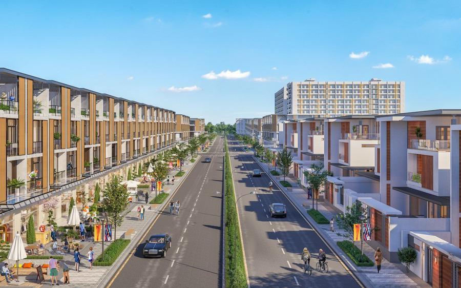 Nên chọn đầu tư nhà phố thương mại hay căn hộ tại thời điểm này ở thị trường Bình Dương?