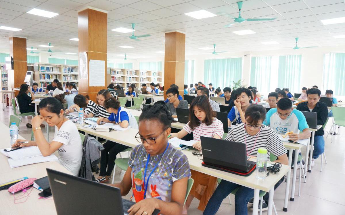 VNU-LIC: Ứng dụng thư viện số tại Việt Nam trên App Store – CH Play