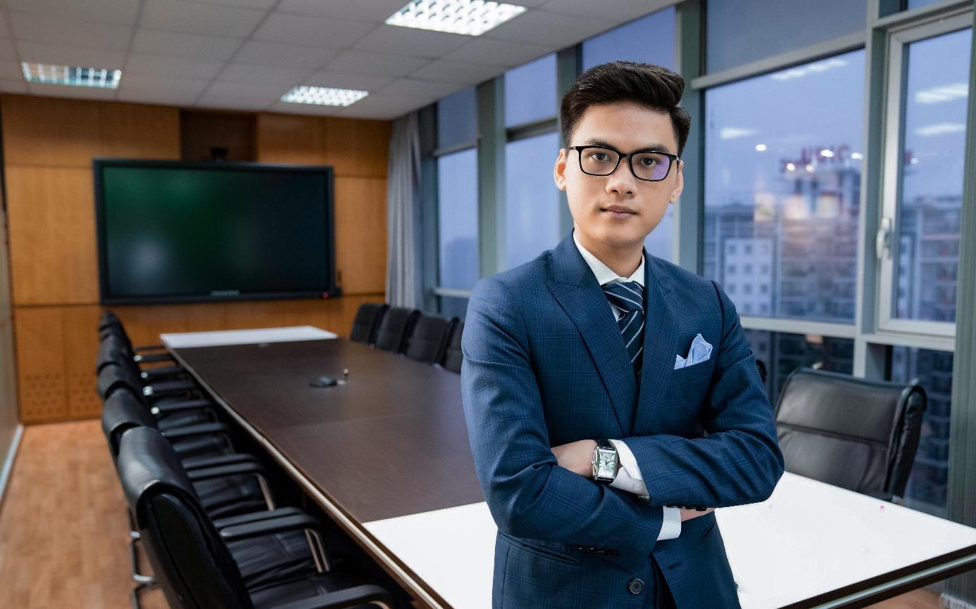 """CEO Trịnh Duy: """"Mỗi bước đi của tôi đều được tính toán cẩn thận"""""""