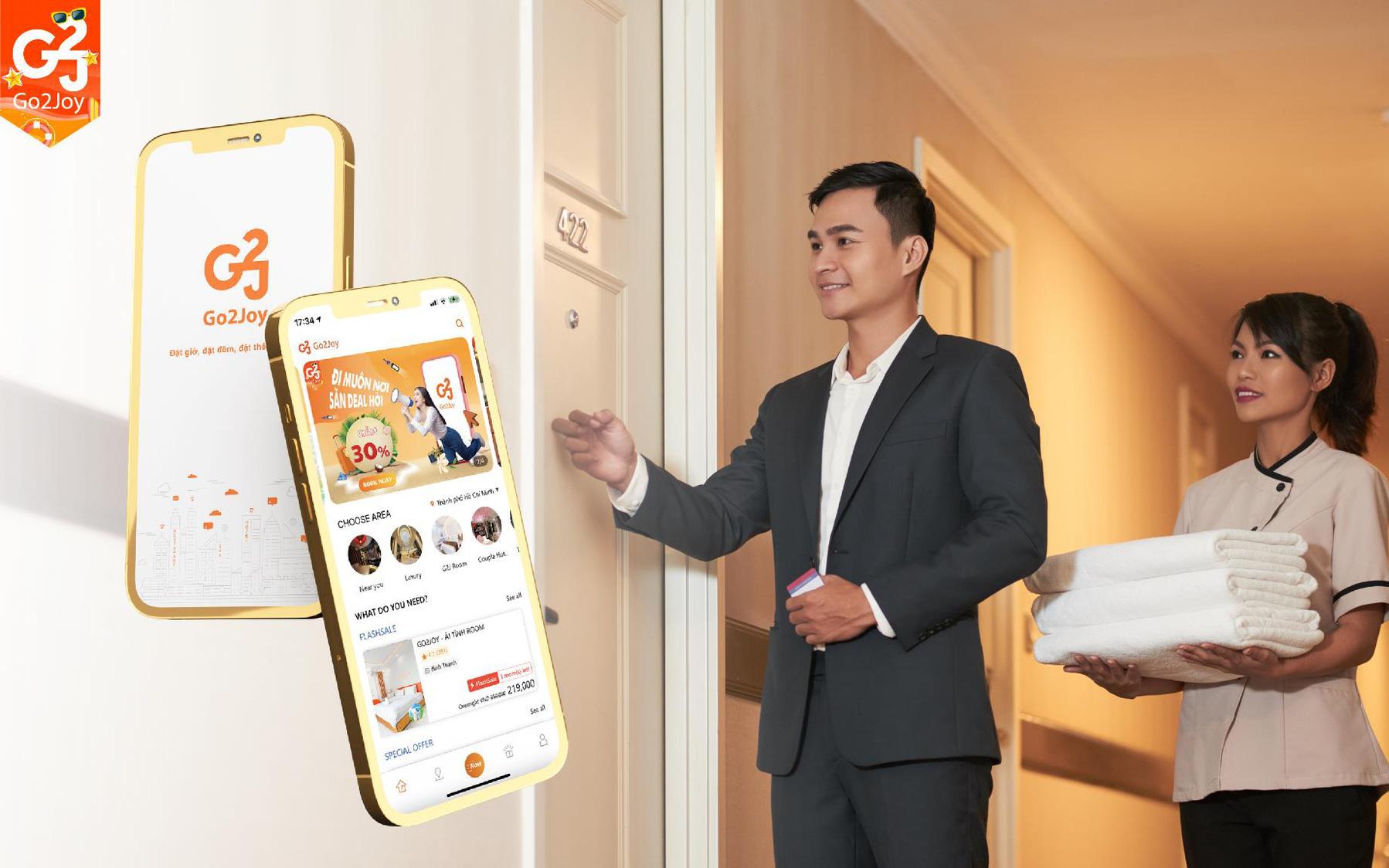 Startup đặt phòng Go2Joy gọi vốn triệu đô thành công, tập trung tăng trưởng doanh thu cho khách sạn.
