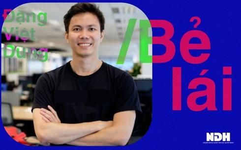 Cú 'bẻ lái' của cựu CEO Uber Việt Nam