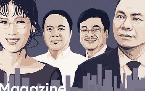 Bất chấp thị trường suy giảm, Top 10 người giàu nhất trên TTCK vẫn ngày càng giàu thêm