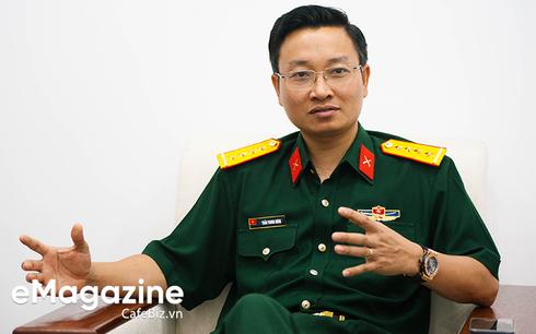 CEO Viettel Post Trần Trung Hưng: Hành trình từ nhân viên kinh doanh đến sếp tổng của 22.000 nhân sự