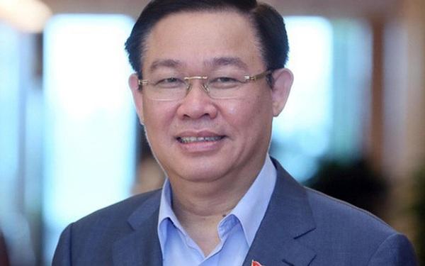Ông Vương Đình Huệ được bầu làm Bí thư Thành ủy Hà Nội khóa XVII