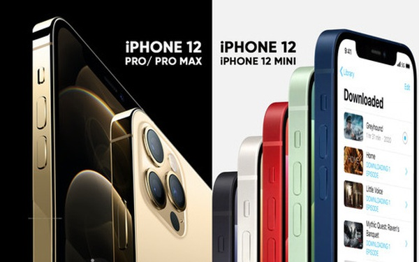 Tất tần tật về 4 mẫu iPhone 12 vừa ra mắt - điều tuyệt nhất là giá mềm hơn hẳn so với năm ngoái
