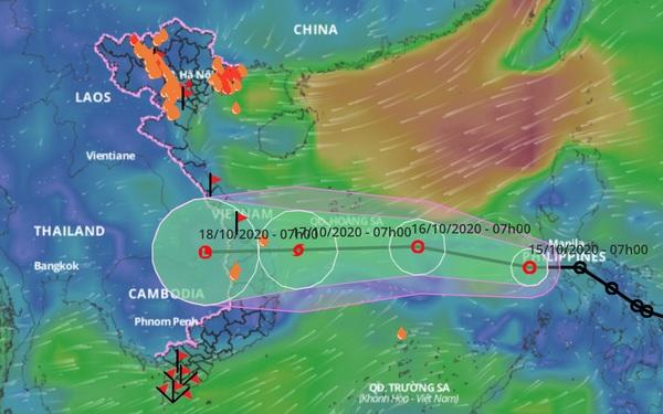 Xuất hiện hình thái 'đa thiên tai' rất nguy hiểm tại miền Trung