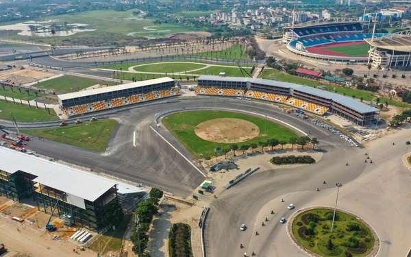 F1 Việt Nam 2020 chính thức bị hủy
