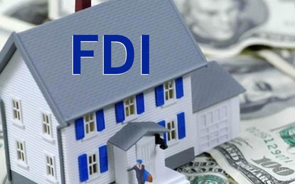 Vốn FDI vẫn chảy mạnh vào bất động sản