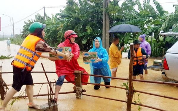 Mỹ hỗ trợ Việt Nam ứng phó bão Linfa