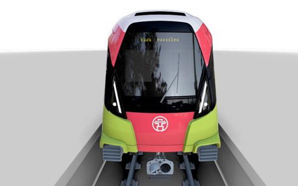 Đoàn tàu metro đầu tiên của dự án đường sắt đô thị số 3, đoạn Nhổn - ga Hà Nội sẽ cập cảng Hải Phòng sớm hơn dự kiến