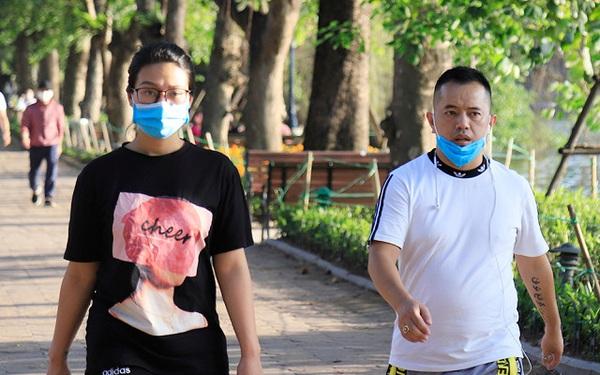 Sở Y tế Hà Nội đề xuất phạt nguội người không đeo khẩu trang