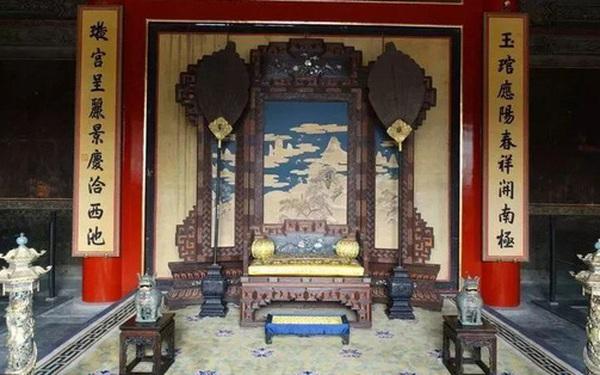 Vì sao thời hoàng đế Khang Hi, Từ Ninh Cung bị bỏ không?