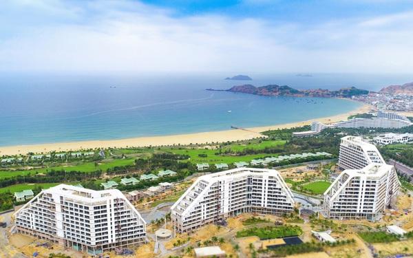 """Hé lộ """"tân binh"""" trong danh sách những khách sạn quy mô nhất Việt Nam"""