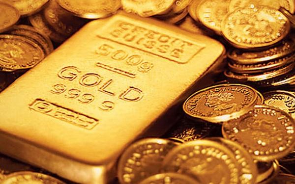 Cơn hoảng loạn bán tháo của nhà đầu tư đẩy giá vàng đột ngột giảm cực sâu