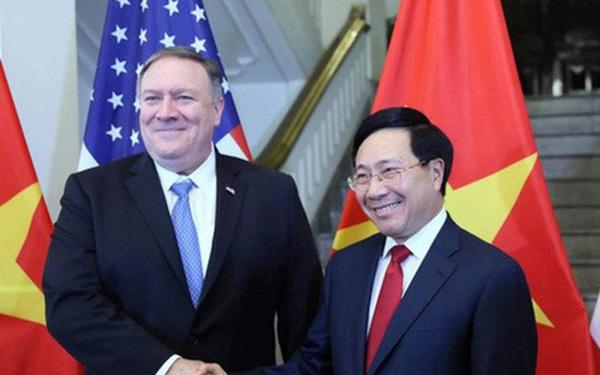 Điểm đặc biệt trong chuyến thăm Việt Nam của Ngoại trưởng Mỹ Pompeo