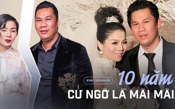 1 thập kỷ hôn nhân của Lệ Quyên và chồng đại gia: Cùng xây dựng gia tài đồ sộ và cái kết đáng tiếc sau nhiều lần gương vỡ lại lành