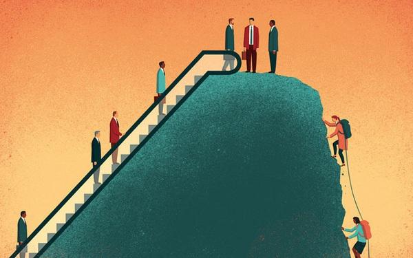 """Lầm tưởng mặc định dành cho những người bản lĩnh, tạo dựng sự nghiệp thành công: Cho rằng họ đều phải là người giỏi tìm """"lối tắt"""""""
