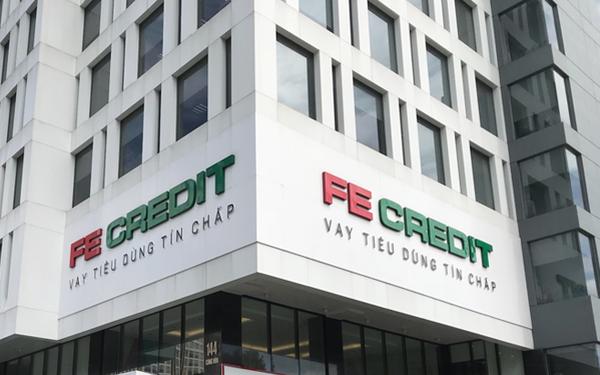 FE Credit đem về 3.200 tỷ đồng lợi nhuận cho VPBank