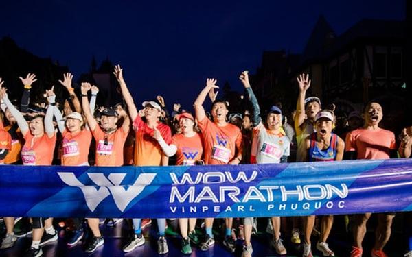 """Đường đua WOW Marathon Vinpearl Phú Quốc - một mũi tên trúng nhiều đích: Vừa """"thoả cơn nghiện chạy"""", vừa tận hưởng trọn vẹn vẻ đẹp kỳ vĩ của đảo ngọc"""