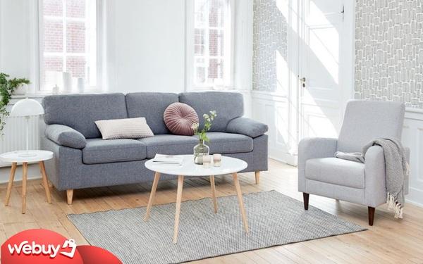 """Hút vượng khí vào nhà, gia chủ """"ăn nên làm ra"""" thì đừng bỏ qua những mẹo bài trí sofa này!"""
