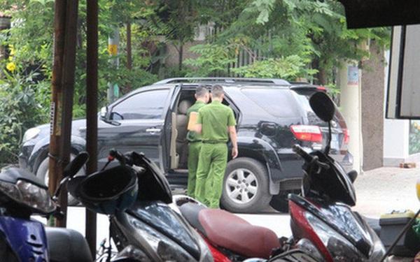 Khám nhà nguyên chánh văn phòng thành ủy TPHCM Phạm Văn Thông