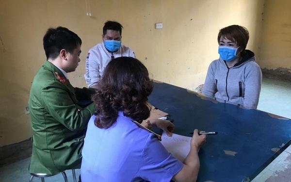 Bắt khẩn cấp nữ chủ quán ở Bắc Ninh hành hạ nhân viên