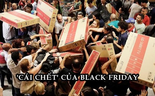'Cái chết' của ngày Black Friday