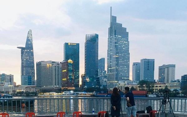 Giá căn hộ bán mới tại TP HCM tiếp tục leo cao