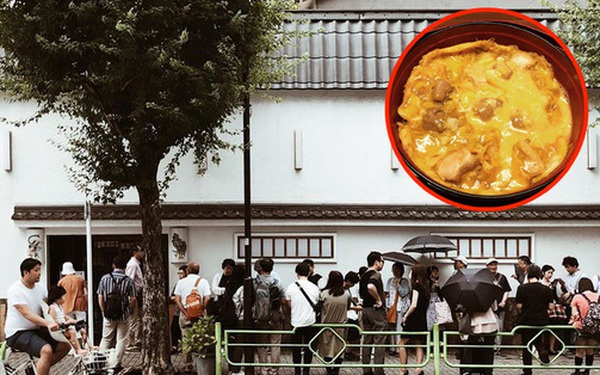 Chỉ bán cơm trứng nhưng nhà hàng Nhật này đã tồn tại suốt 250 năm, khách xếp hàng 4 tiếng cũng chưa chắc mua được