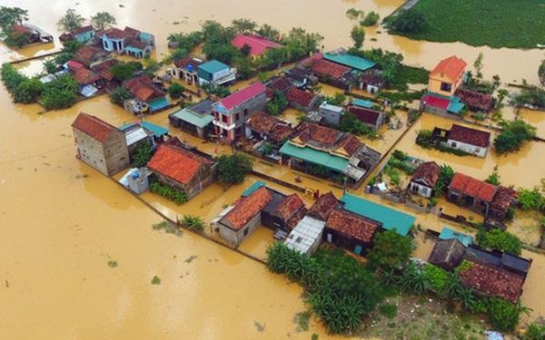 Chính phủ hỗ trợ khẩn miền Trung 1.250 tỷ đồng, 21,53 triệu USD từ nước ngoài chuyển về