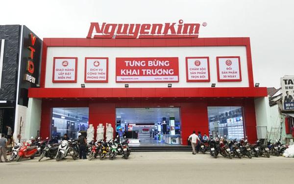 Khu đất Trung tâm mua sắm Nguyễn Kim tại Huế bị đem ra bán đấu giá