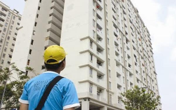 Năm 2030, Tp.HCM dự kiến phát triển khoảng 4 triệu m2 sàn nhà ở xã hội