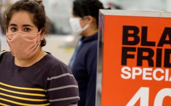 Người Mỹ chi kỷ lục 9 tỷ USD mua sắm trực tuyến ngày Black Friday