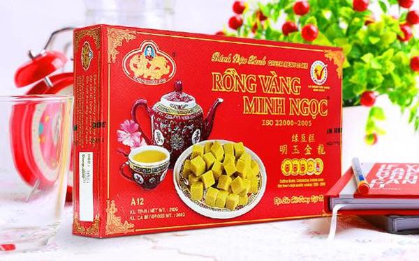 Bánh đậu xanh huyền thoại của Việt Nam chính thức được xuất sang Nhật Bản