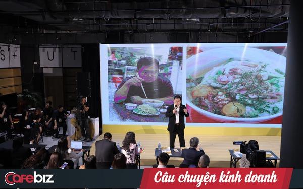 Ông Hoàng Nam Tiến: Đồ ăn Việt là một vũ khí đặc biệt để chinh phục khách hàng toàn cầu