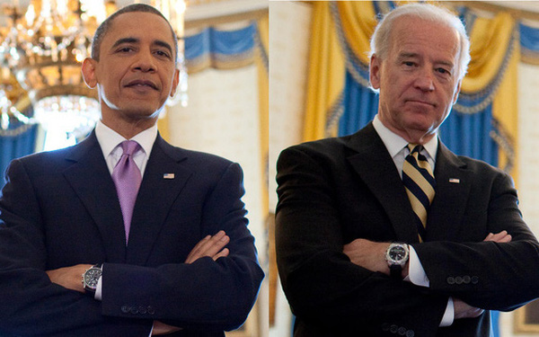 Mối quan hệ đặc biệt giữa ông Joe Biden và cựu Tổng thống Obama