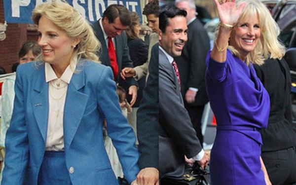 """""""Hậu phương"""" của ông Biden: Vị phu nhân gần 70 tuổi """"sắc nước hương trời"""" với gu thời trang thanh lịch, giản dị đậm nét Hoàng gia"""