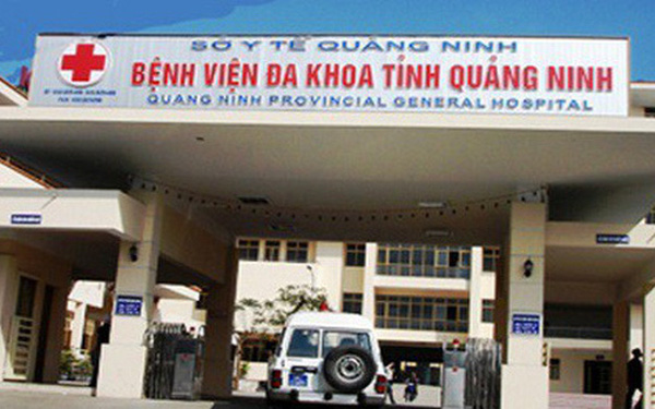 Cách ly Khoa hồi sức cấp cứu BV Đa khoa tỉnh Quảng Ninh