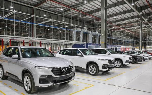 Nghiên cứu khuyến nghị dừng bảo hộ ngành ôtô trong nước