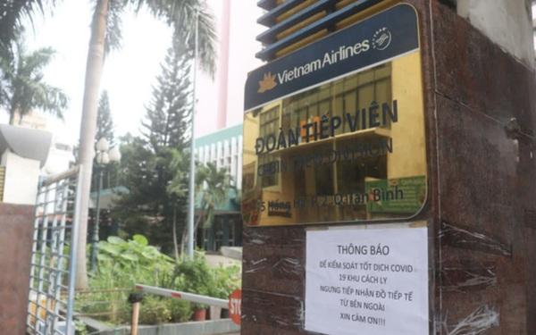 Đóng cửa khu cách ly đoàn tiếp viên Vietnam Airlines