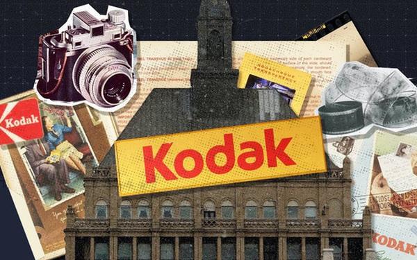 Kodak: Từ đế chế máy ảnh số 1 nước Mỹ thành nhà sản xuất dược phẩm