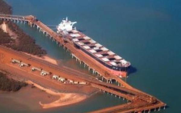 Giá quặng sắt Trung Quốc tăng 'điên cuồng', vượt 1.000 CNY/tấn