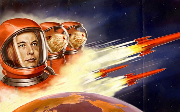 Công ty tên lửa, tàu vũ trụ của Elon Musk hướng tới định giá 92 tỷ USD