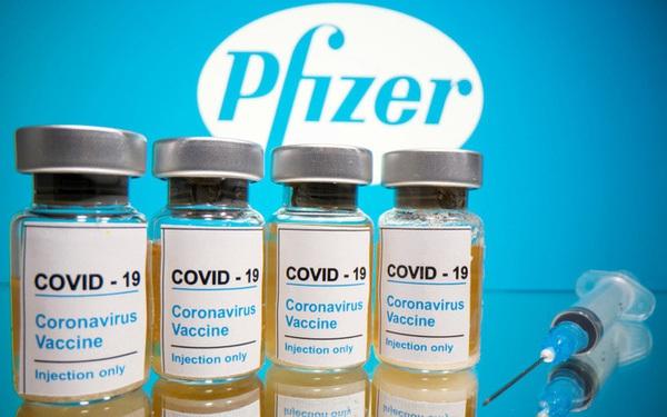 Nóng: Đã có quốc gia đầu tiên trên thế giới phê duyệt vaccine COVID-19 của Pfizer