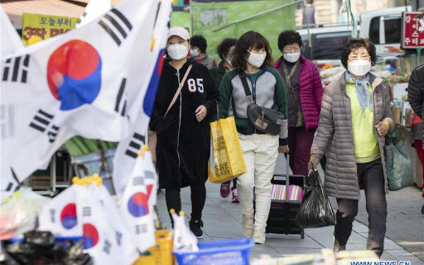 Dịch Covid-19 lan rộng, Hàn Quốc tạm dừng một số hoạt động công cộng