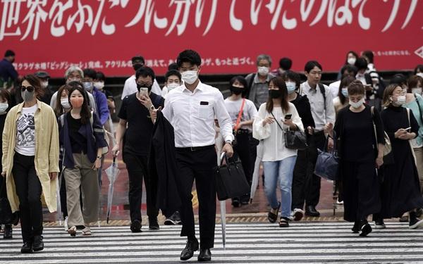Nhật Bản ghi nhận số ca tử vong do Covid-19 tăng kỷ lục
