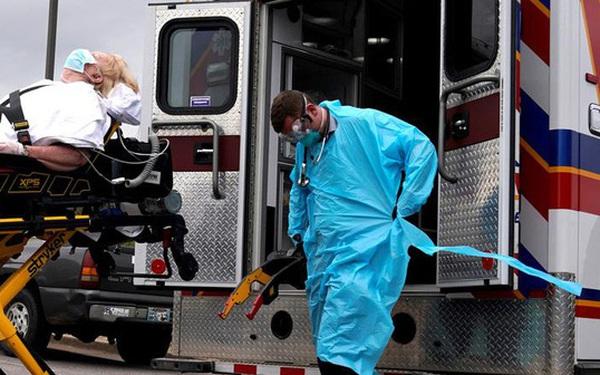 Bệnh viện Mỹ có nguy cơ quá tải vì lượng bệnh nhân Covid-19 cao kỷ lục